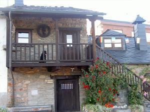 Casas rurales era marina y dos puentes asociaci n de turismo rural ancares bierzo - Casa rural bierzo ...